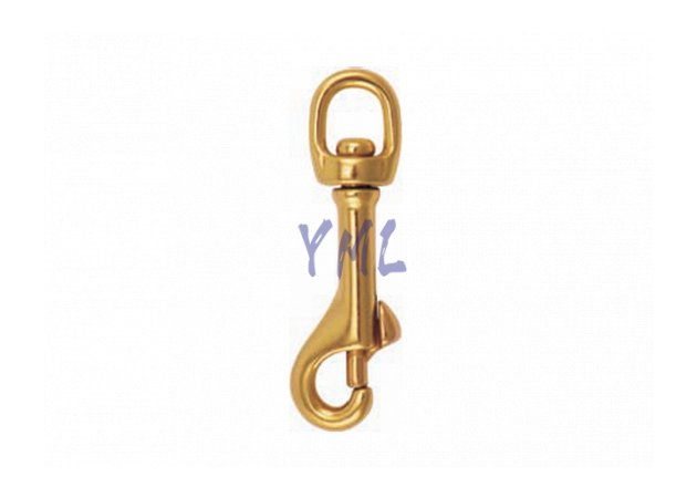 BH05 5025B Brass Snap Hook