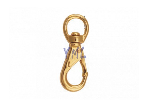 BH07 251B Brass Snap Hook
