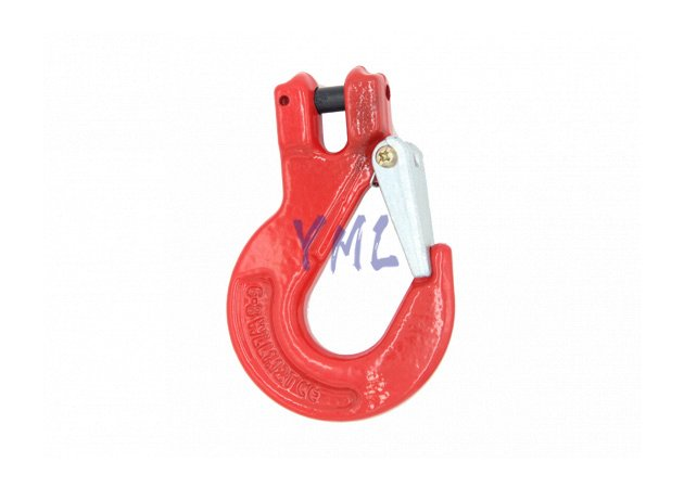 GK07 G80 Clevis Sling Hook With Latch