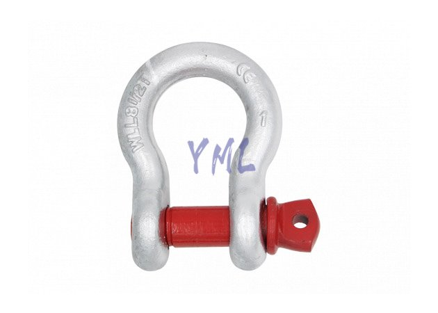 SH05 Screw Pin Anchor Shackle,U.S.Type G209,Drop Forged
